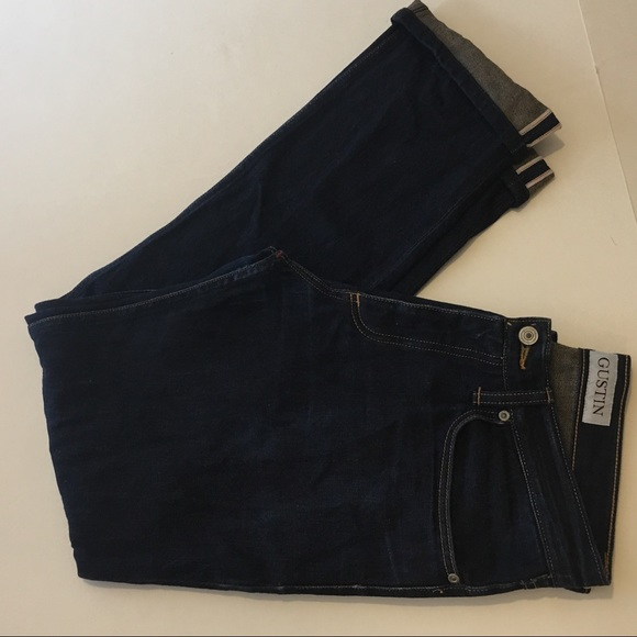 c78f57d8120 Gustin Jeans | 256 Straight Raw Selvedge Denim 33 | Poshmark